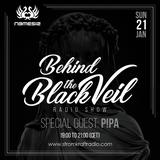 Nemesis - Behind The Black Veil #036 Guest Mix (P!PA)