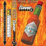 RICK WEST FLAVOR VOL.3 MIXTAPE SERIES SIDE A & B SPRING 1996