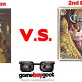 Council of 4 (1st ed.)  V. S.  (2nd ed.) Comparison (Battle of the Games) with the Game Boy Geek