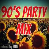 90's Party Mix ( mixed by Offi )