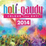 Holy Gaudy Festival Darmstadt DJ-Contest Mix