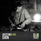 Guest Mix DnbFrance #5 - Djon
