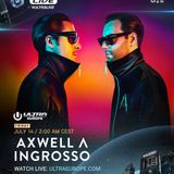 Axwell Λ Ingrosso - Live @ Main Stage, Ultra Music Festival Europe, Croatia 2017-07-14