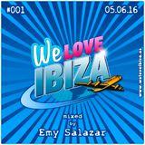Bora Bora Ibiza Live set 05.06.16 by Emy Salazar