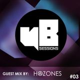 YOUBEAT Sessions EP#03 - Guest Mix by: HOZONES