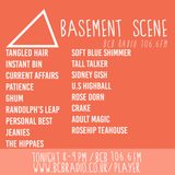 Basement Scene - Saturday 15th June 2019