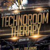 TechnoRoom Therapy   Episode 16 : DJ STI