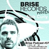 Brise Podcast #37 - Mixed by Nick Curly @ Brise Labelnight in the Climax Institutes 14.07.2017