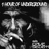 1 hour of underground mixed by Cave Sedem