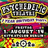 Annie O's Funky Electro DJ Set @ KitKatClub Berlin, 1 Aug 14