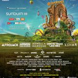 Armin van Buuren – Live @ Sunburn Festival (India) – 28-DEC-2016