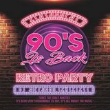 DJ Senseless - 90's Is Back Retro Party Mix (Section The 90's Part 2)