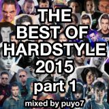 The Best of Hardstyle 2015 part1