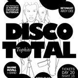 Aux tha Masterfader & Doctr DJ Set At Disco Total Festival