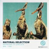 Natural Selection 1st June 2016