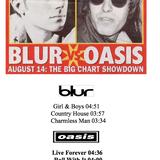 Secret Sounds Stagione 2 - La battaglia del Brit Pop: Blur vs Oasis