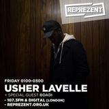 Z68 001 show with Usher Lavelle @ Reprezent Radio (Guests Boadi & Young Yizzy)