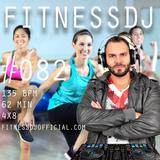FitnessDJ Mix #082 - 135 bpm - 62 min | Avicii Axwell&Ingrosso LMFAO KURA HalottPenz Bassjacker