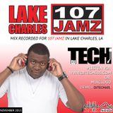 107 Jamz 1st Fridays Mix(Nov. 2015)