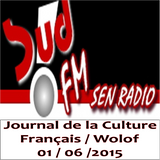 SudFM Sen Radio - Journal de la Culture - Français / Wolof - 01/06/2015