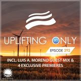 Ori Uplift - Uplifting Only 292 (Sept 13, 2018) (incl. Luis A. Moreno Guestmix) [All Instrumental]