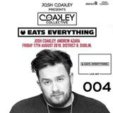 Coakley's Collective // 004 - LIVE @  District 8, Dublin, Ireland| 17.08.2018