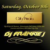 CLUB PRIVATA LIVE SATURDAY OCT 8TH - DJ FRANKIE J