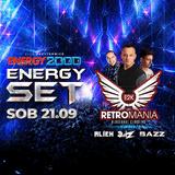 Energy 2000 (Przytkowice) - RETROMANIA - ALIEN/ QUIZ/ BAZZ (21.09.2019)
