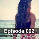 Cristian Moore ▲ Episode 002 ▲ Deep Tech House