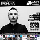 Electrik Playground 5/3/16 inc. Duke Dumont Guest Session