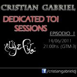 Dedicated To! Sessions #1 - ALY & FILA (14.06.2011) - Cristian Gabriel