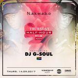 G-Soul - Thursday Half Hour Mix #009