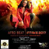DJ DANNIE BOY_AFROBEAT INTAKE 2017