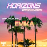 HORIZONS: Interview with Emika - 15th December 2019