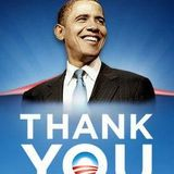 House Vibrations - THANK YOU!! THE OBAMA'S