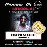 Bryan Gee & Woodle - Liquid D&B Brunch Takeover - Pioneer DJ Lab