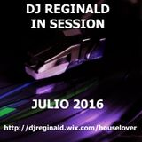 Dj Reginald - Session Julio 2016