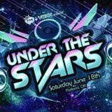 Dj Sence  LIVE @ Under The Stars 06-18-2011