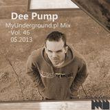 Dee Pump - MyUnderground.pl Mix Vol. 46 - 05.2013