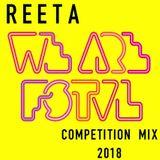 We Are FSTVL DJ COMP - REETA DJ
