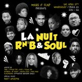 La Nuit Rnb and Soul 27.04.19 - Mix by Yaw