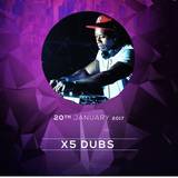 X5 Dubs Live Recording at The Live Room Manchester 20th January 2017 (Heavy Basshouse set)