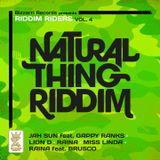 NATURAL THING Riddim MIX
