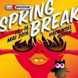 Thomas Lizzara - Live @ Sputnik SpringBreak 2016 (SSB 2016) Full Set