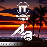 Insane Trax Radio - Session 002 (Alejandro Bautista Mix)