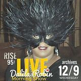 REPLAY - Dalila Robin LIVE (Previously Aired)