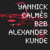 Yannick Calmés & Alexander Kunde live @ Nirvana Lounge Duesseldorf (DE)