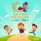 28 marzo 2020 La Hora del Recreo Invitada Nidia Castro Lengua de Señas