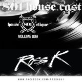 801 Housecast Vol. 9 Mixed by ROSS K