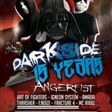Twisted's Darkside Podcast 200 - Fracture 4 - Darkside: 15 Years Mix #1